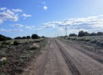 108-56-154 road facing south along northern border