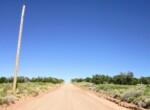 207-65-002 County Road-Powerline facing East