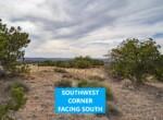 SW Corner South