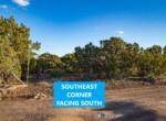 SE Corner South