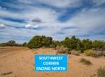 SW Corner North