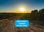 SW Corner West