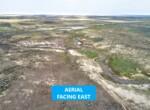 Aerial East