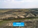 Aerial South